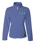Colorado Clothing Ladies' Lightweight Microfleece Full-Zip Jacket