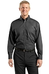 Men's Nailhead Non-Iron Button-Down Shirt (Tall Sizes Available!)