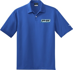 Men's Nike Golf Dri-Fit Pebble Texture Polo